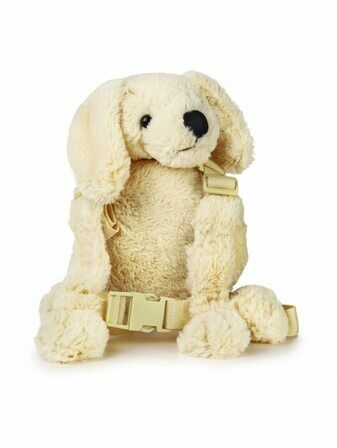 Goldbug Harness Buddy - Plush Puppy
