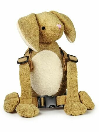Goldbug Harness Buddy - Rabbit