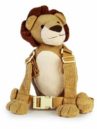 Goldbug Harness Buddy - Lion