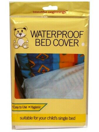 Waterproof Mattress Protector - Single Bed