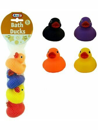 Bathtime Rubber Ducks