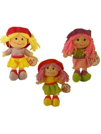 Rag Doll - Assorted Designs