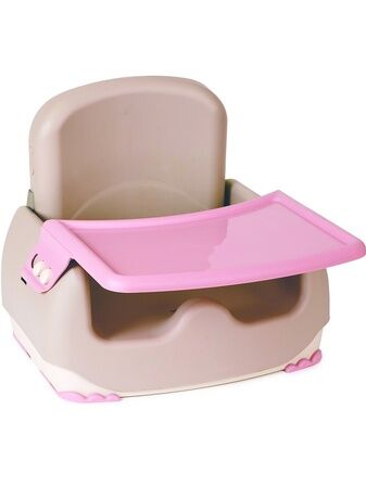 King Booster Seat - Rose