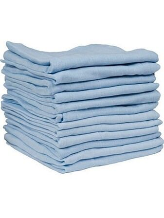 Muslin Cloths Pack of 12