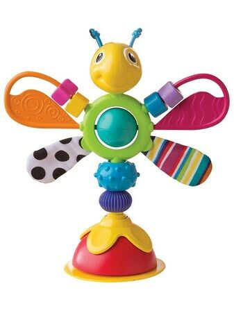 Freddy The Firefly Highchair Toy