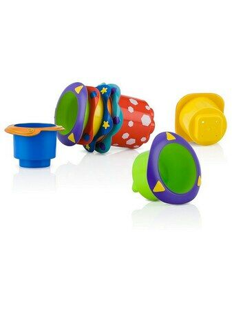 Splish Splash Stacking Cups