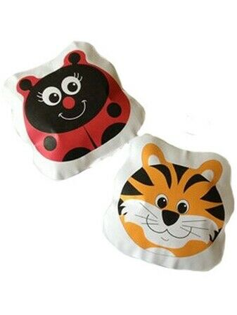 Ice Packs Tiger/Ladybird
