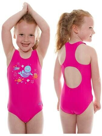 Swimming Costume Pink