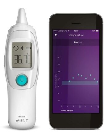 Avent Smart Ear Thermometer
