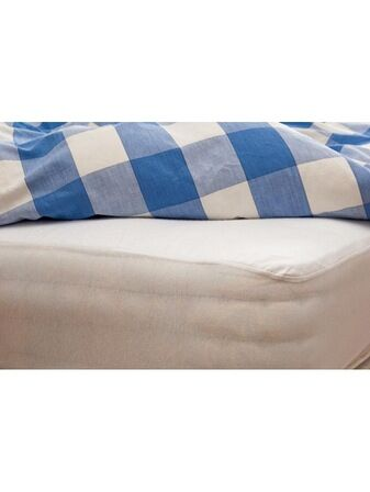 Tencel Fitted Mattress Protector - Cot Bed
