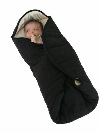 Red Kite Luxurious Soft Fleece Baby Snug Wrap