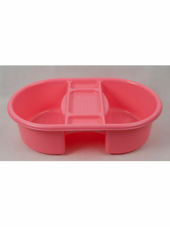 Strata Deluxe Top n Tail bowl Pink