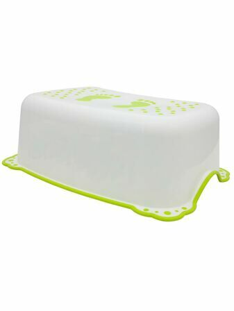 Little Wonders Non Slip Step Stool White