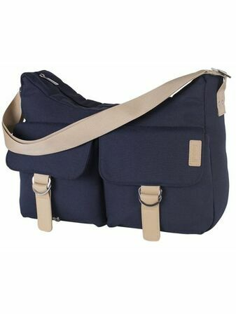 Koo-Di Hobo Shoulder Bag - Navy