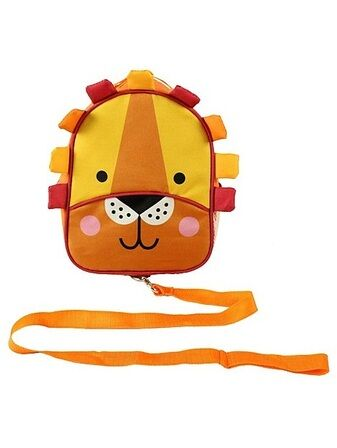 Backpack and Reins - Lion