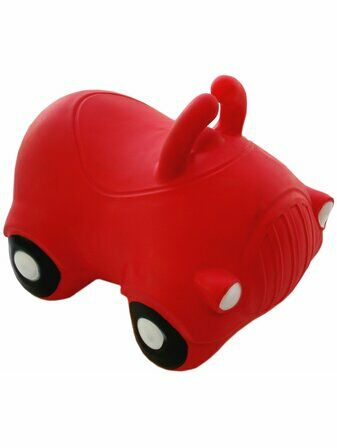 Kidzzfarm Jumping Car – Red