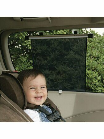 Safety 1st Deluxe Car Window Rollershade