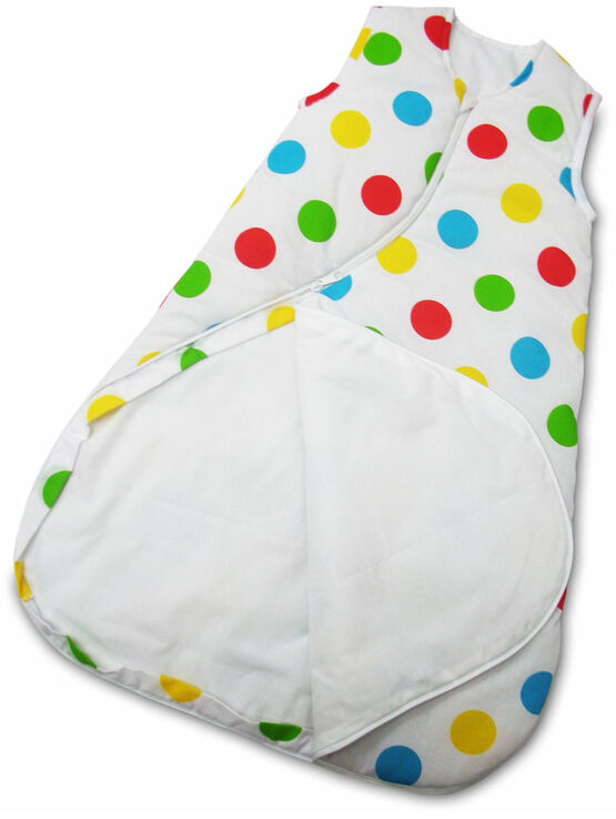 Sleep Sac 1 Tog - Polka Dot Blue