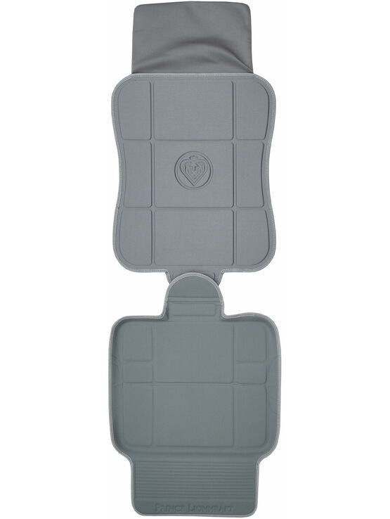 Prince Lionheart 2 Stage Car and Booster seat Saver - Grey