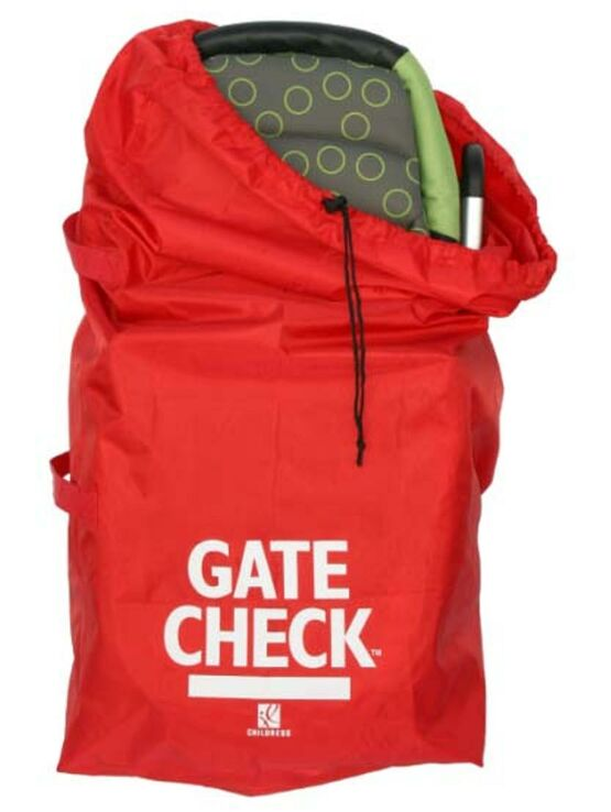 JL Childress Gate Check Bag for Standard/Double Stroller Bag