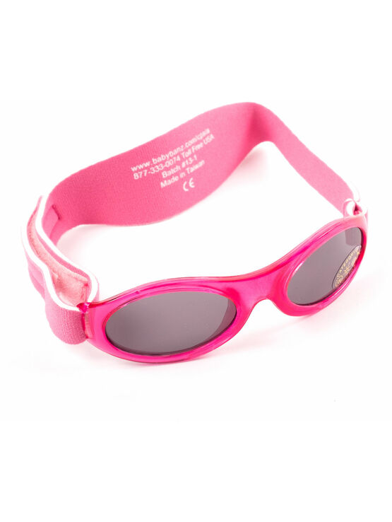 Baby Banz Adventure Sunglasses - Pink
