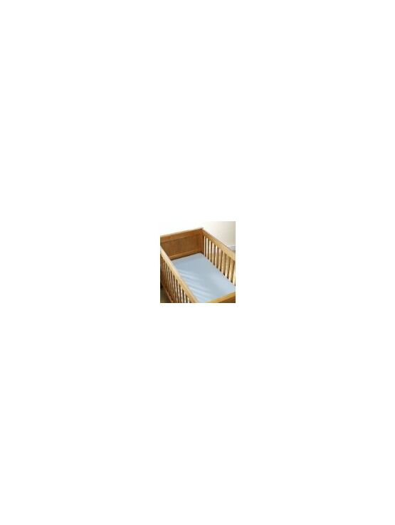 Fitted Cotbed Sheets 2 x fitted cot bed sheets per pack - Blue