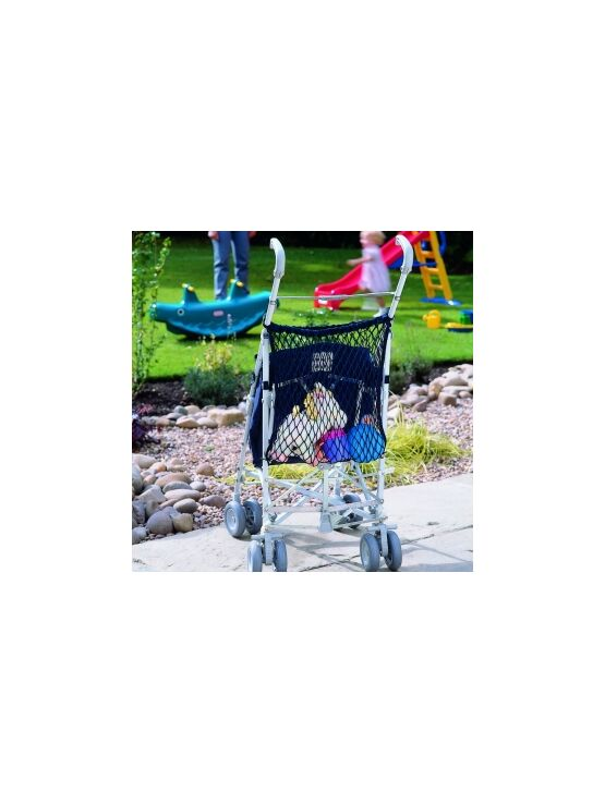 Stroller Pushchair Net Bag - Various Colours