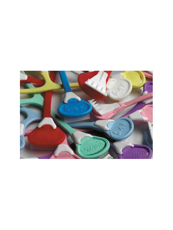 Nappi Nippas Nappy Fastener 3 Pack - Choose your colour