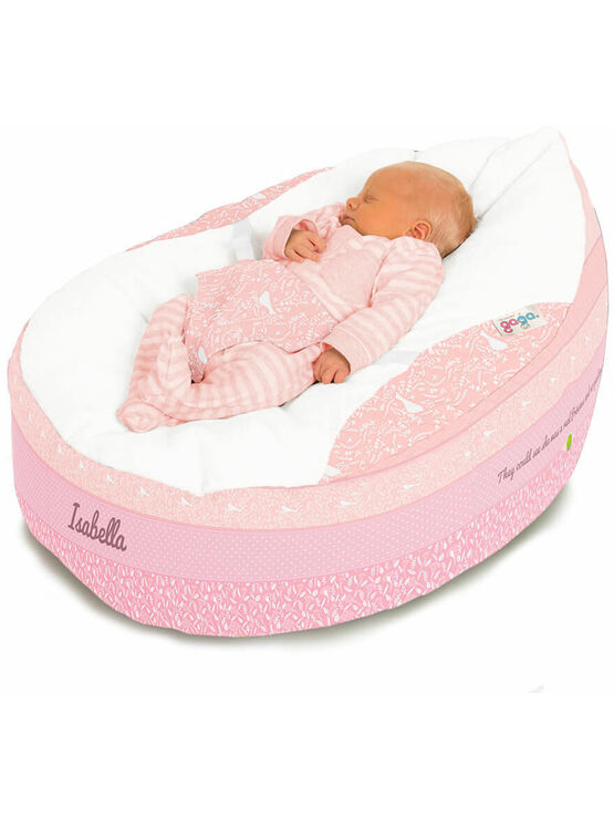 Luxury Cuddlesoft Princess and the Pea pre-filled Baby Bean Bag