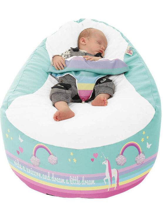 Surprising Unicorn Gaga Baby To Junior Beanbag Unicorn Pabps2019 Chair Design Images Pabps2019Com