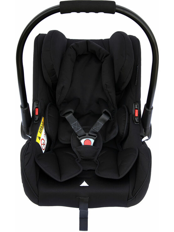 Galaxy Group 0+ Car Seat With Isofix Base