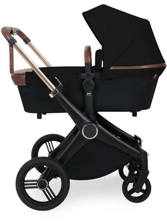 Ickle Bubba Luxury Aston Rose 8 piece Puschchair, Carrycot & Accessory Pack