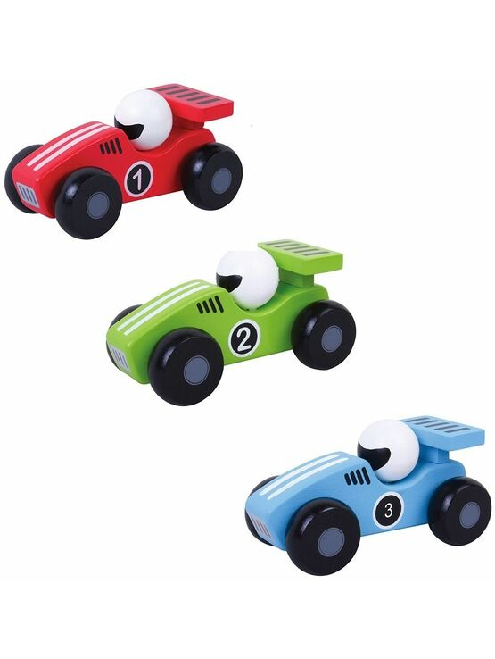 Jumini Racing Car 12+ mths - Choose your favourite