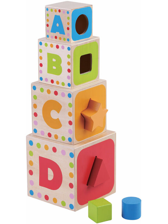 Jumini Stacking Cubes