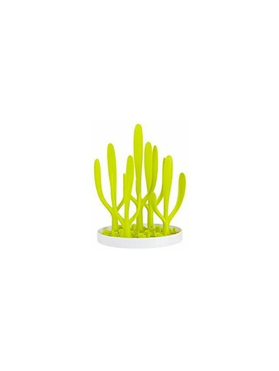 Boon Sprig Countertop Drying Rack Green