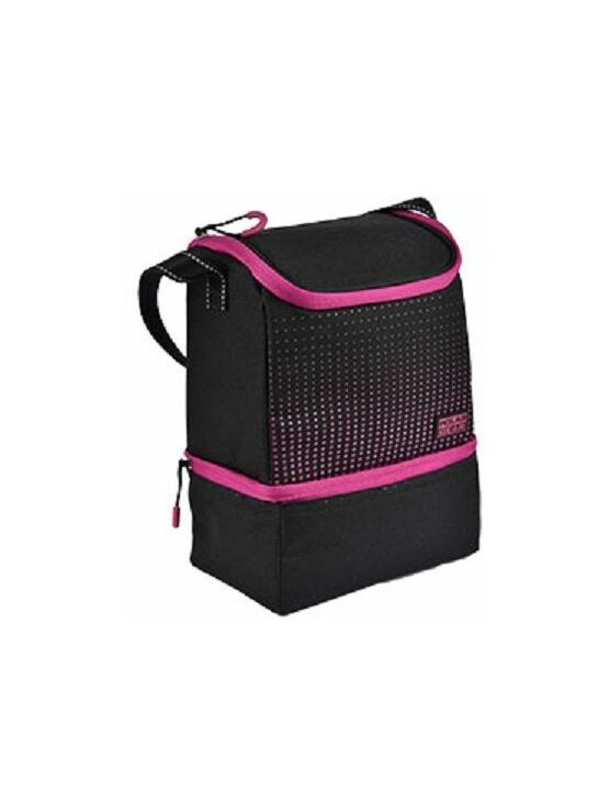 Polar Gear Active 2 Compartment Lunch Coolbag
