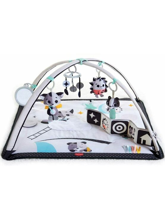Tiny Love Black and White Gymini, Baby Play Mat, 0m - Magical Tales