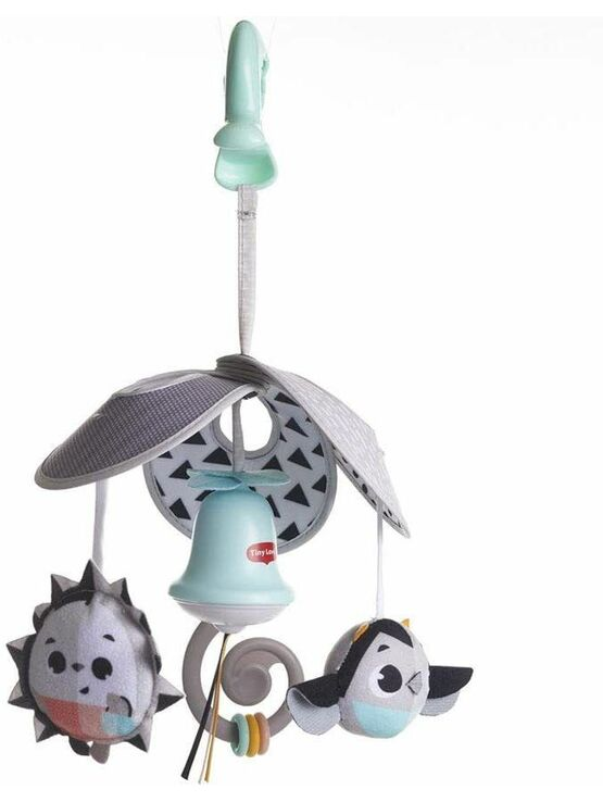 Tiny Love Pack and Go Mini Mobile, Compact On-the-Go Baby Mobile - Magical Tales
