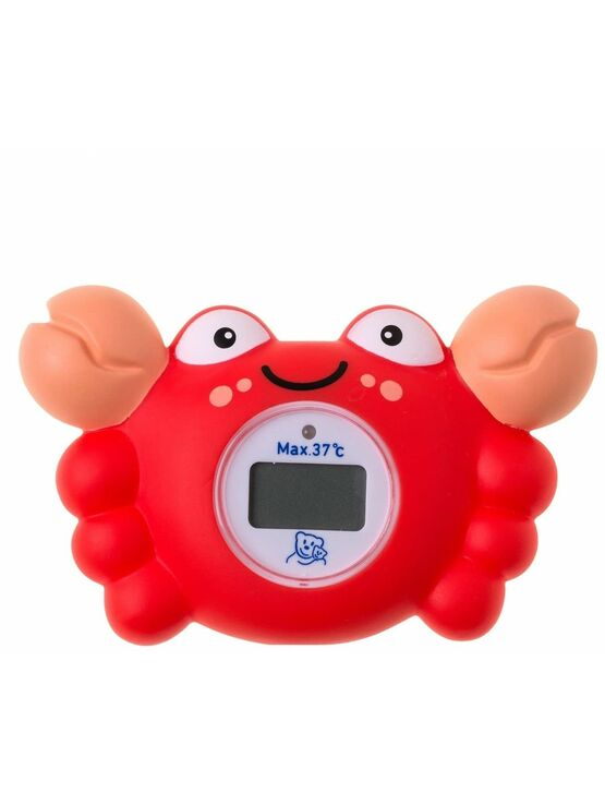Rotho Babydesign Digital Bath and Room Crab Thermometer