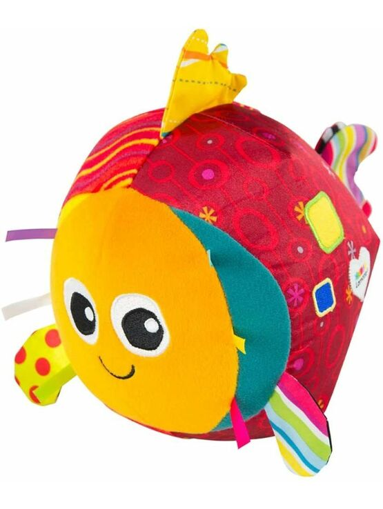 Lamaze Rolling Rosa Plush Baby Toy for Sensory Play 6+ Months