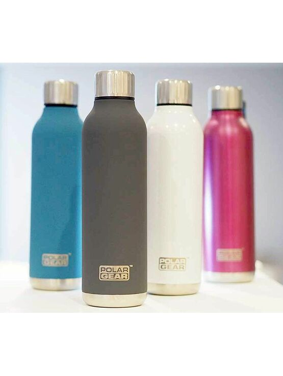 Polar Gear Orion 500ml Stainless Steel Insulated Bottle - Choose your colour