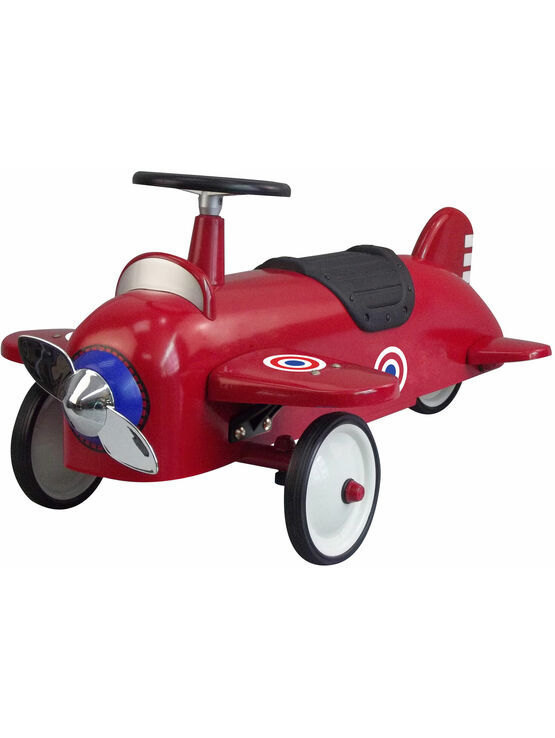 Great Gizmos Ride on Aeroplane - Red