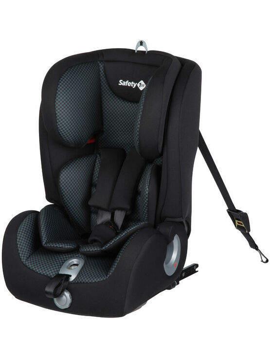 Safety 1st Ever Fix Child Car Seat, Group 1/2/3 Isofix, and Toddler Booster Seat - Choose your Colour