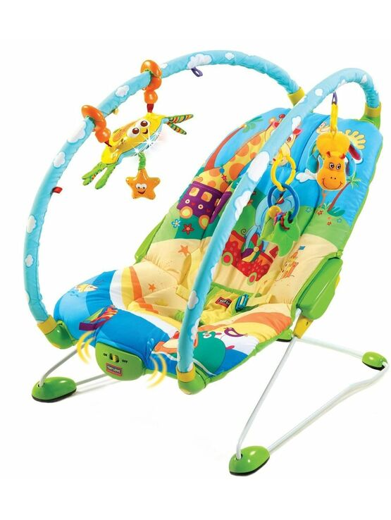 Tiny Love Gymini Bouncer Chair with Music 0+ mths