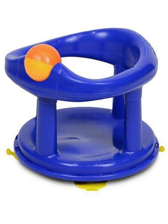 Safety 1st Swivel Bath Seat - Dark Blue