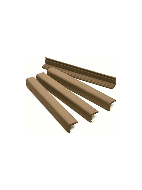 Prince lionheart Jumbo Edge Guards - Chocolate