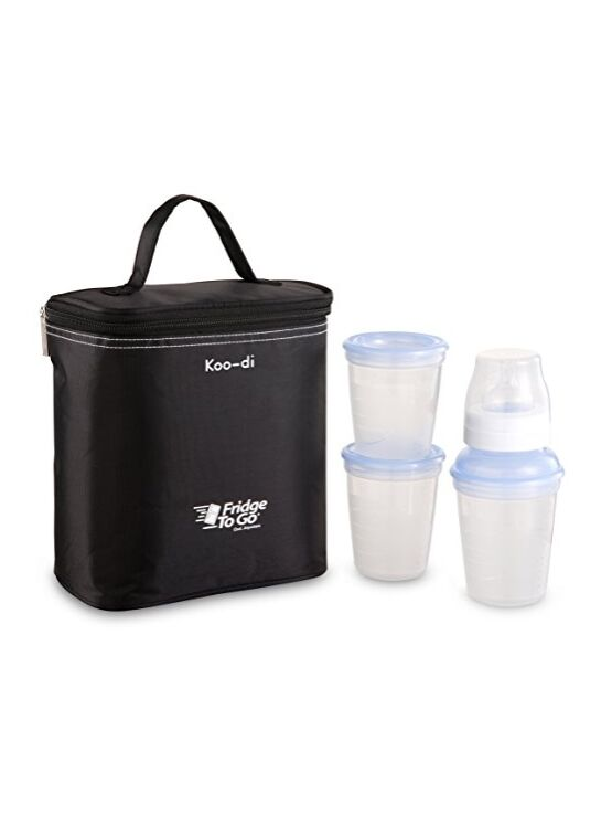 Fridge To Go Travel Baby Bottle and Food Cooler - Maxi