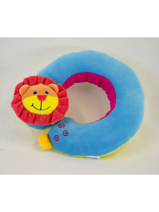 Happy Mummy Fun and Funky Baby Neck Support - Lion