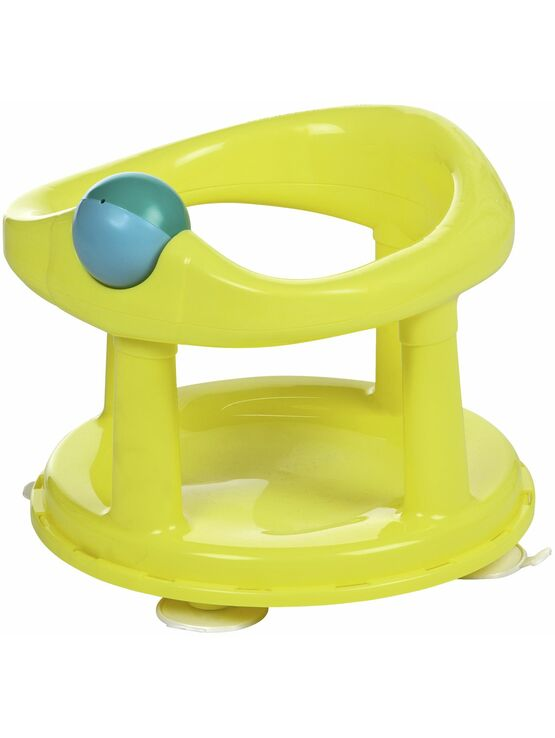 Safety 1st Lime Green Swivel Bath Seat