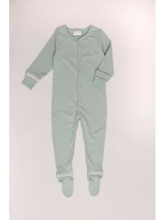 Justafit Adjustable Baby Sleepsuit by Infasense – 2 Pack Mellow Turquoise